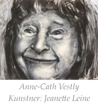 Anne Cath Vestly v/Jeanette Leine